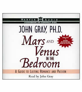 Audio Book - Mars and Venus in the bedroom